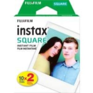 Instax Square Film Twin Pack- 20 Exposures