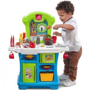 Little Cooks Kitchen Playset
