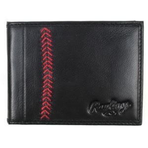 Baseball Stitch Bi-fold