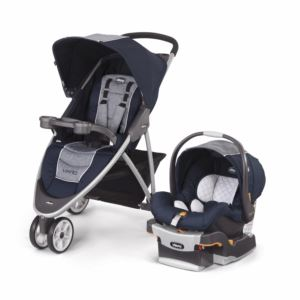 Viaro Travel System Oxford