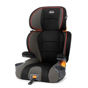 KidFit 2-In-1 Belt Positioning Booster Car Seat Atmosphere