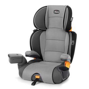 KidFit Zip 2-in-1 Belt Positioning Booster Car Seat Spectrum