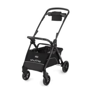 Shuttle Caddy Frame Stroller Black