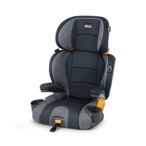 KidFit 2-in-1 Belt Positioning Booster Car Seat Gravity