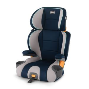 Kidfit 2-In-1 Belt Positioning Booster Car Seat Wimbledon