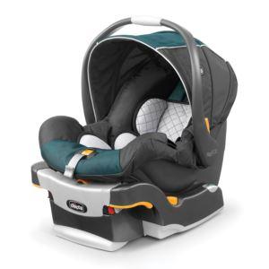KeyFit 30 Infant Car Seat & Base Eucalyptus