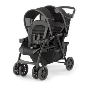 Cortina Together Double Stroller Minerale Collection