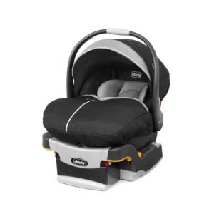 KeyFit 30 Zip Infant Car Seat & Base Black