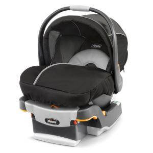 KeyFit Magic Infant Car Seat Coal