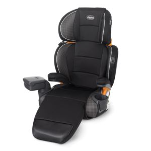 KidFit Zip Luxe 2-in-1 Belt Positioning Booster Car Seat Dolce