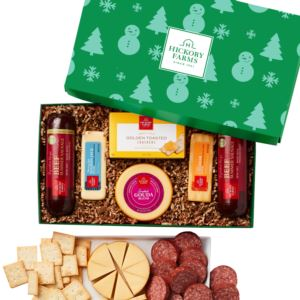 Hickory Farms Holiday Sausage & Cheese Collection