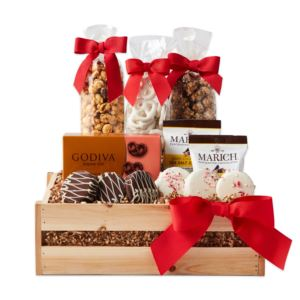 CA Delicious Crunch Time Sweet Snacks