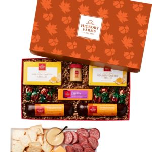 Hickory Farms Fall Sausage & Cheese Collection