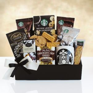 California Delicious Starbucks Holiday Statement Gift