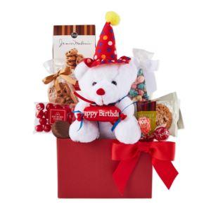 CA Delicious  Beary Happy Birthday