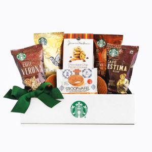 CA Delicious Starbucks Sampler