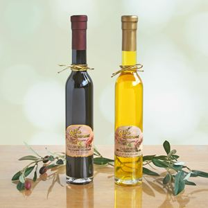 Gourmet Olive Oil and Balsamic Vinegar Gift Set