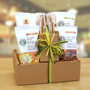 California Delicious Starbucks Sampler