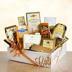 California Artisanal Signature Gift Box