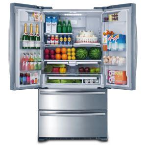 20.85 cu.ft. Counter Depth French Door Refrigerator