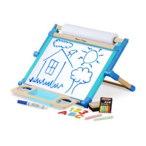 Deluxe Double Sided Tabletop Easel Ages 3+ Years