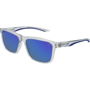 Men's Injection Sunglass - Crystal/Blue