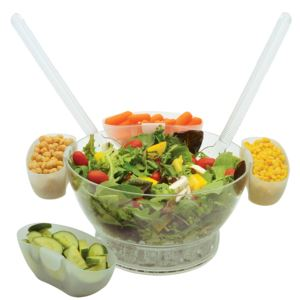 Chilled Serving Bowl - (7 Piece)
