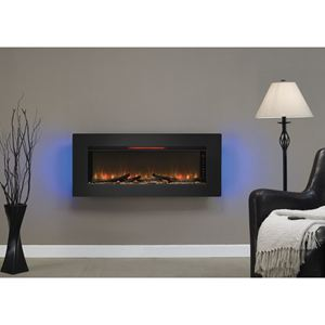 Felicity Wall Hanging Electric Fireplace