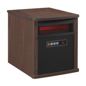 Duraflame Infrared Quartz Heater - Mahogony