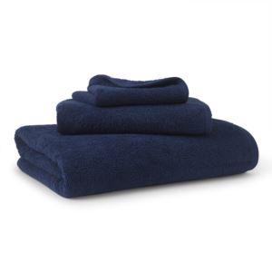 Bedford 3pc Bath Towel Set - Highland Navy