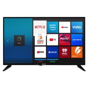 32 - Inch HD Smart LED TV