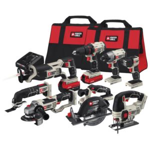 20V MAX Lithium-ion 8-Tool Combo Kit