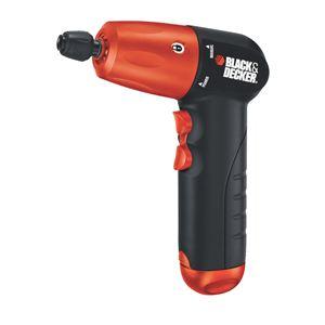6-Volt Alkaline 1/4-Inch Hex Cordless Drill/Driver