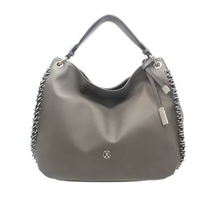Michele Hobo Handbag - (Caviar)