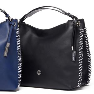 Michele Hobo Handbag - (Black)