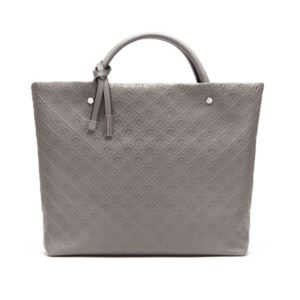 Clemence Tote - (Caviar)