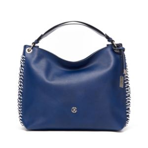 Michele Hobo Handbag - (Ink)