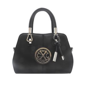 Faustine Satchel - (Black)