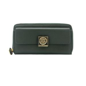 Daniella Zip Wallet Jungle
