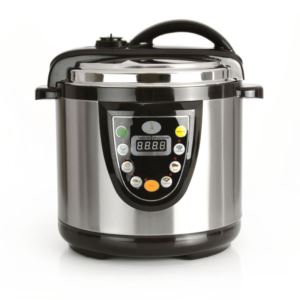 Pressure Cooker 6.3qt, 18/10 Stainless Steel