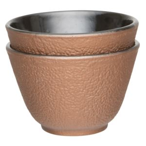 Studio Cast Iron Tea Cup Gold(2x)