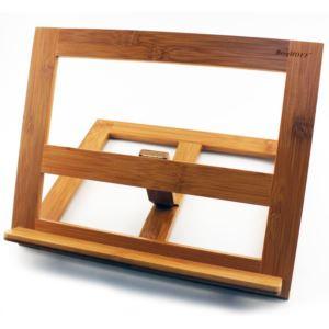 Bamboo Cookbook/Tablet Holder