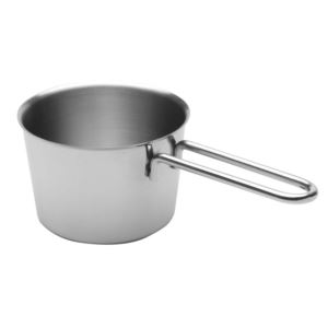 Cocotte Fera 18/10 Stainless Steel 4pc Set, Handles