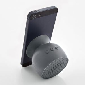 Bop H2o Bluetooth Speaker -  Gray