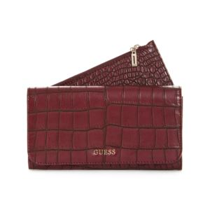 Frankee Large Flap Organizer - Bordeaux