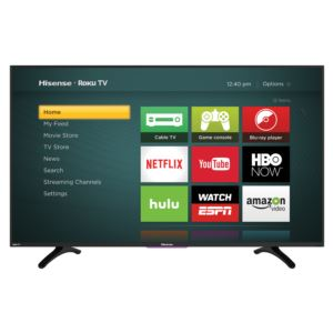 48'' LED TV 1080p 60Hz Roku