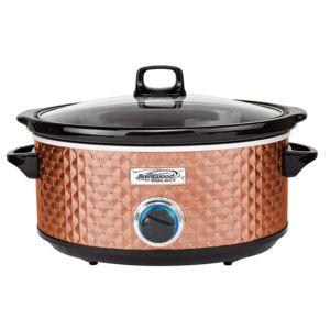 7 Quart - Slow Cooker - (Copper)