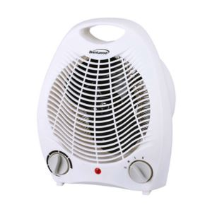 2 in 1 Portable Fan Heater