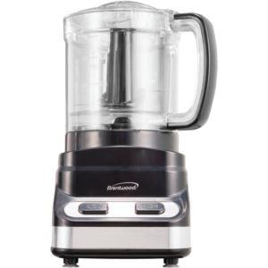 3-Cup Food Processor