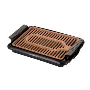 1000 Watt Indoor Electric Copper Grill - (Black)